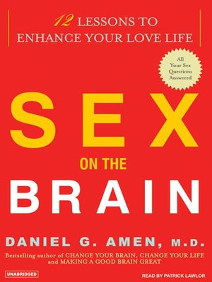 cover image of Sex on the Brain
