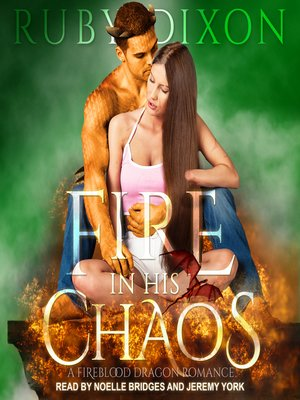 cover image of Fire In His Chaos