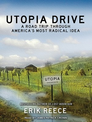 cover image of Utopia Drive