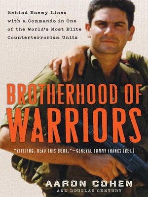 cover image of Brotherhood of Warriors