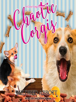 cover image of Chaotic Corgis