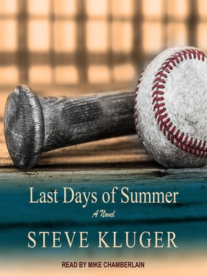 cover image of Last Days of Summer