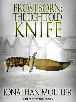 cover image of Frostborn--The Eightfold Knife