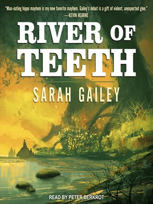 cover image of River of Teeth Series, Book 1