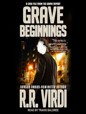 cover image of Grave Beginnings