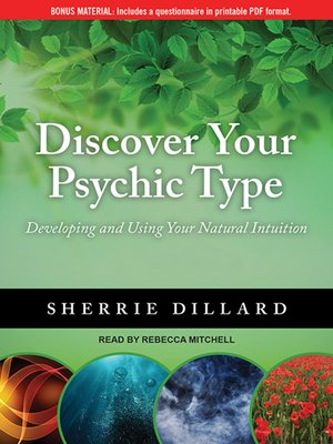 cover image of Discover Your Psychic Type