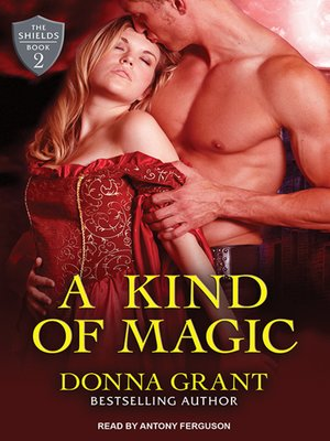 cover image of A Kind of Magic