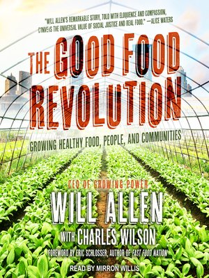 cover image of The Good Food Revolution