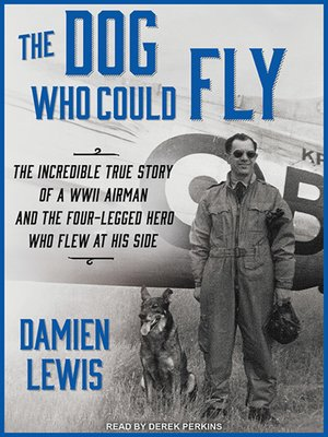 cover image of The Dog Who Could Fly