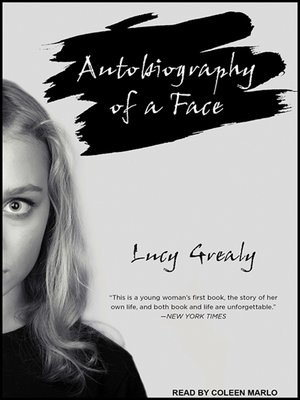 cover image of Autobiography of a Face