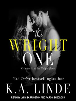 cover image of The Wright One