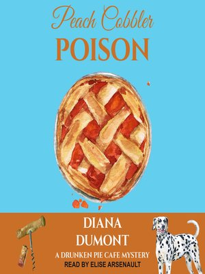 cover image of Peach Cobbler Poison
