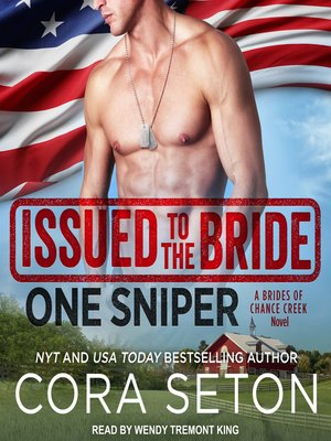 cover image of Issued to the Bride One Sniper