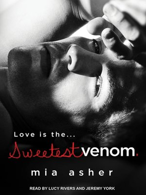 cover image of Sweetest Venom