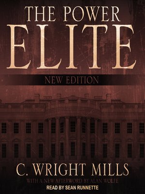 cover image of The Power Elite