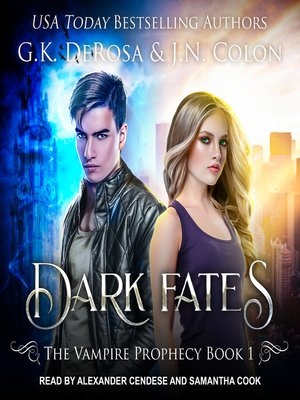 cover image of Dark Fates