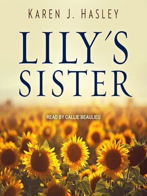cover image of Lily's Sister