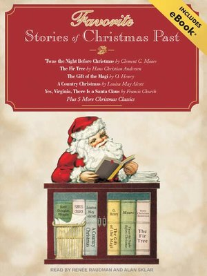 cover image of Favorite Stories of Christmas Past