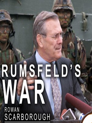 cover image of Rumsfeld's War