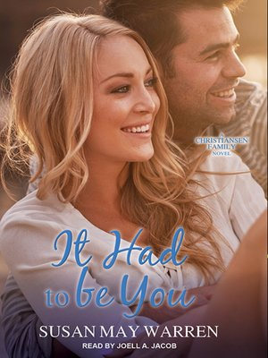 cover image of It Had to Be You