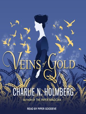 cover image of Veins of Gold