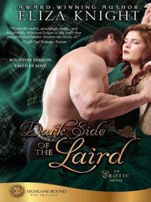 cover image of Dark Side of the Laird