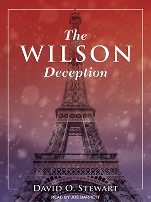 cover image of The Wilson Deception