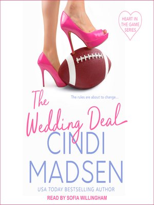cover image of The Wedding Deal