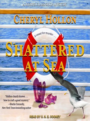 cover image of Shattered at Sea