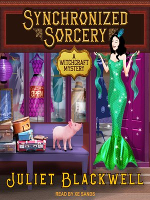 cover image of Synchronized Sorcery