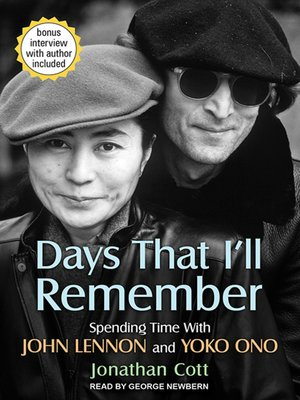 cover image of Days That I'll Remember