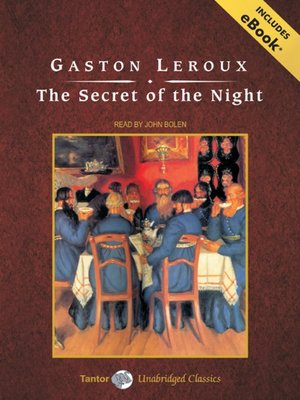 cover image of The Secret of the Night