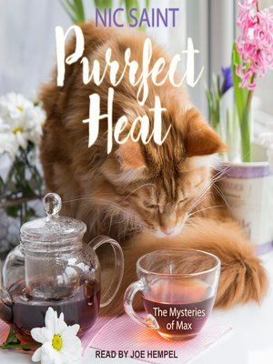 cover image of Purrfect Heat