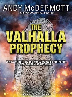 cover image of The Valhalla Prophecy