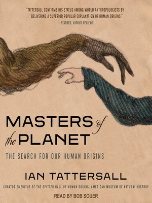 cover image of Masters of the Planet