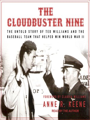 cover image of The Cloudbuster Nine