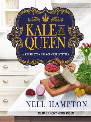 cover image of Kale to the Queen