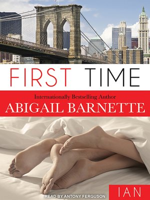 cover image of First Time--Ian's Story