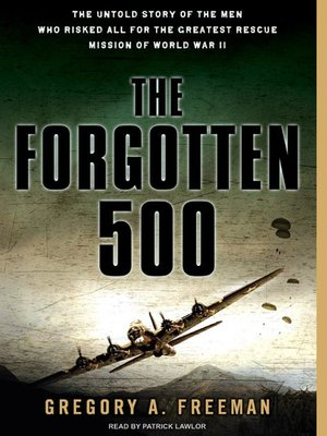 cover image of The Forgotten 500