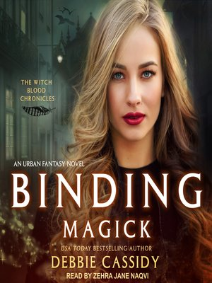 cover image of Binding Magick