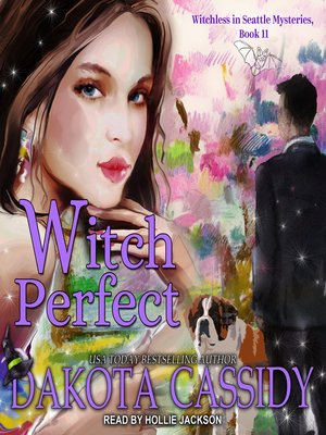 cover image of Witch Perfect