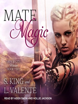 cover image of Mate Magic--A Paranormal Reverse Harem Romance