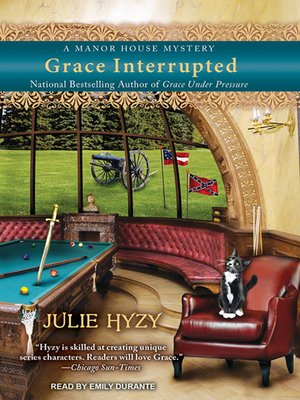 cover image of Grace Interrupted