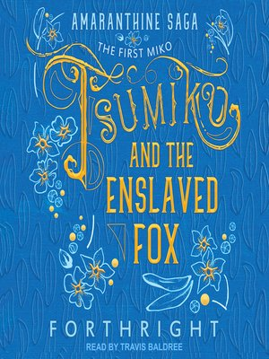 cover image of Tsumiko and the Enslaved Fox