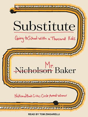 cover image of Substitute