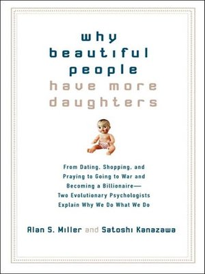 cover image of Why Beautiful People Have More Daughters