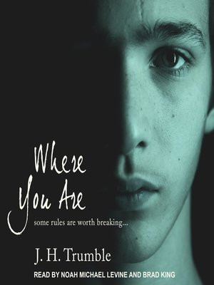 cover image of Where You Are