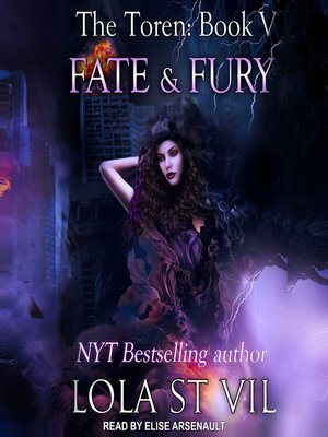 cover image of Fate & Fury
