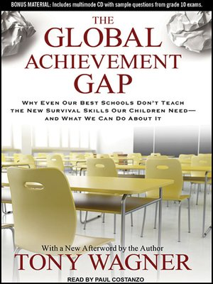 cover image of The Global Achievement Gap