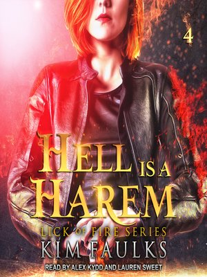 cover image of Hell is a Harem--Book 4